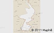 Classic Style 3D Map of Limburg