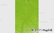 Physical Map of Limburg