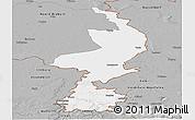 Gray Panoramic Map of Limburg