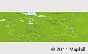 Physical Panoramic Map of Utrecht