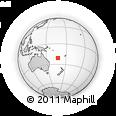 Outline Map of Lifou