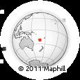 Outline Map of Maré