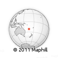 Outline Map of Bourail