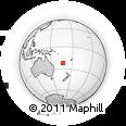 Outline Map of Yaté