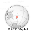 Outline Map of Manukau