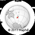 Outline Map of Selwyn
