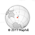 Outline Map of Waimate