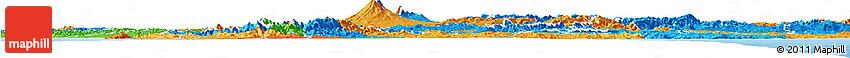 Political Horizon Map of Manawatu-Wanganui
