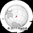 Outline Map of Horowhenua