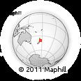 Outline Map of Rangitikei