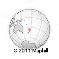 Outline Map of Kaipara
