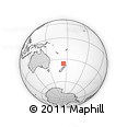 Outline Map of Whangarei