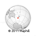 Outline Map of Gore