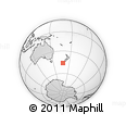 Outline Map of Southland