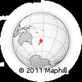 Outline Map of South Taranaki