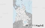 Gray 3D Map of Waikato