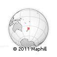Outline Map of Waipa