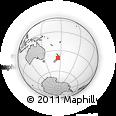 Outline Map of Kapiti Coast