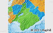 Political Map of South Wairarapa
