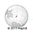 Outline Map of South Wairarapa