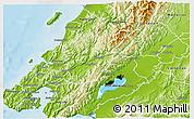 Physical 3D Map of Upper Hutt