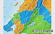 Political Map of Upper Hutt