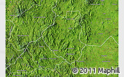Satellite Map of Waslala