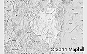 Silver Style Map of Waslala