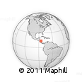 Outline Map of Waslala