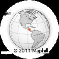 Outline Map of Waslala