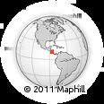 Outline Map of El Rosario