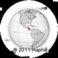 Outline Map of Villa Carlos Fonseca A