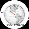 Outline Map of Masatepe