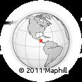 Outline Map of Masaya