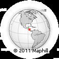 Outline Map of Matagalpa