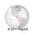 Outline Map of Macuelizo