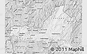 Silver Style Map of Nueva Segovia