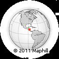 Outline Map of San Fernando