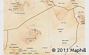 Satellite 3D Map of Agadez