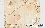 Satellite Map of Agadez