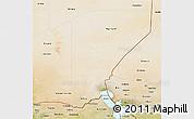 Satellite 3D Map of Diffa