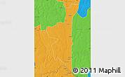 Political Map of Boboye