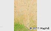 Satellite Map of Boboye