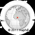 Outline Map of Boboye