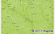 Physical Map of Kollo
