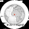 Outline Map of Kollo