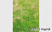 Satellite 3D Map of Adamwara