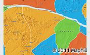 Political Map of Apa