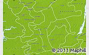 Physical Map of UgheliNo