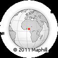 Outline Map of EsanNort